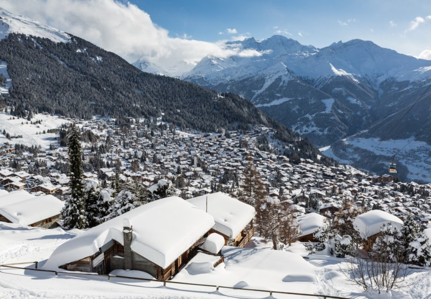 Ski Armadillo Verbier Ski Resort - Catered Ski Chalet Holidays in Verbier, Switzerland