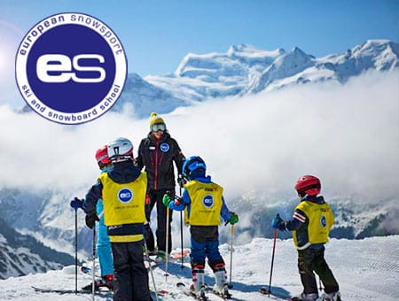 European Snowsport Ski School in Verbier