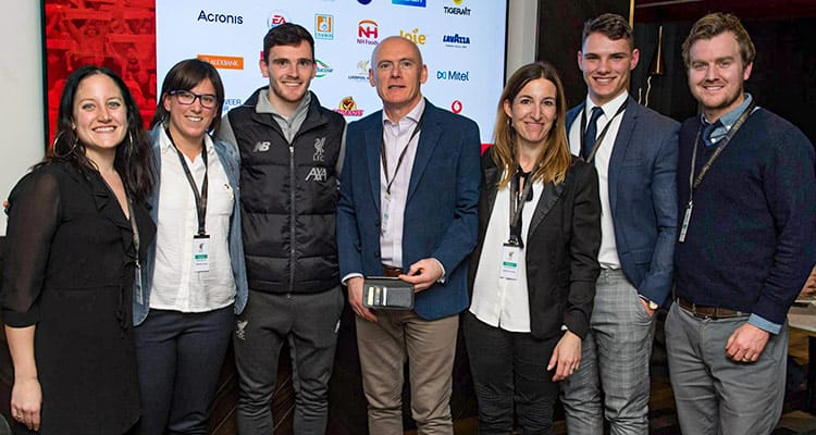 Verbier tourism with ski armadillo and LFC footballer Andy Robertson